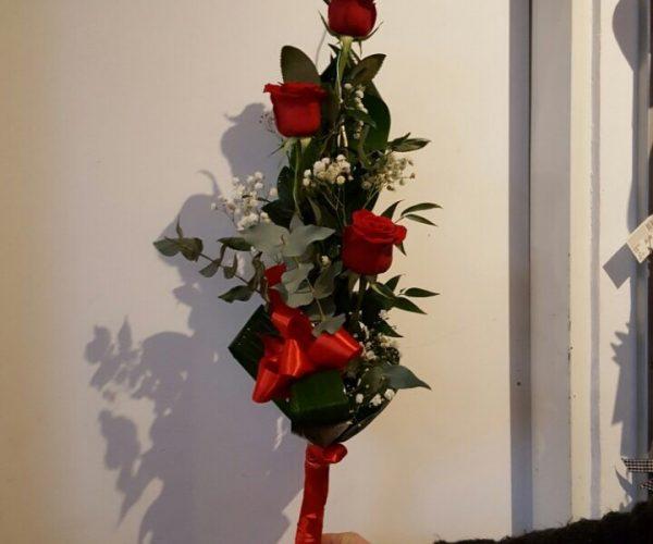 Jednoduché ruže